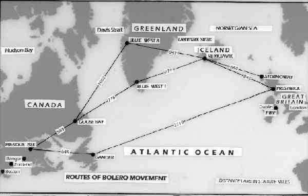 8344ca28aa9 Flying the North Atlantic in WW II - Bolero